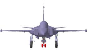 Saab: présentation du futur Gripen Undstu11