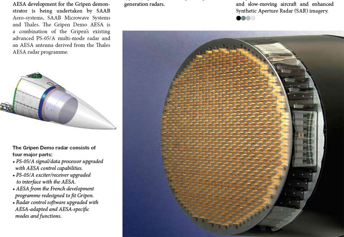 Saab: présentation du futur Gripen V2ra1c10