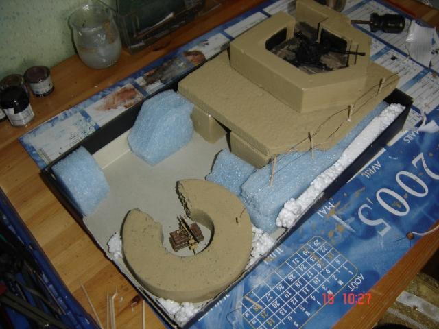 bunker - fortification (bunker) 1944 Bunker13