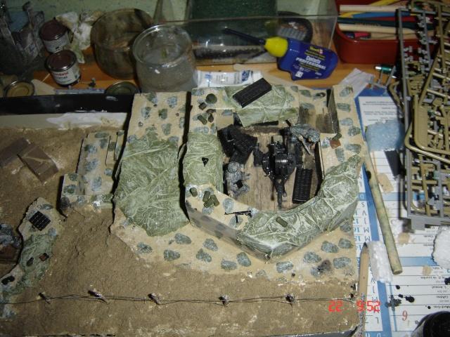 bunker - fortification (bunker) 1944 fin!! Bunker25