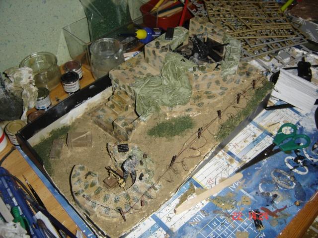 bunker - fortification (bunker) 1944 fin!! Dfinti12