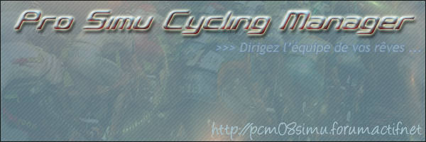 Cycling Manager 2008