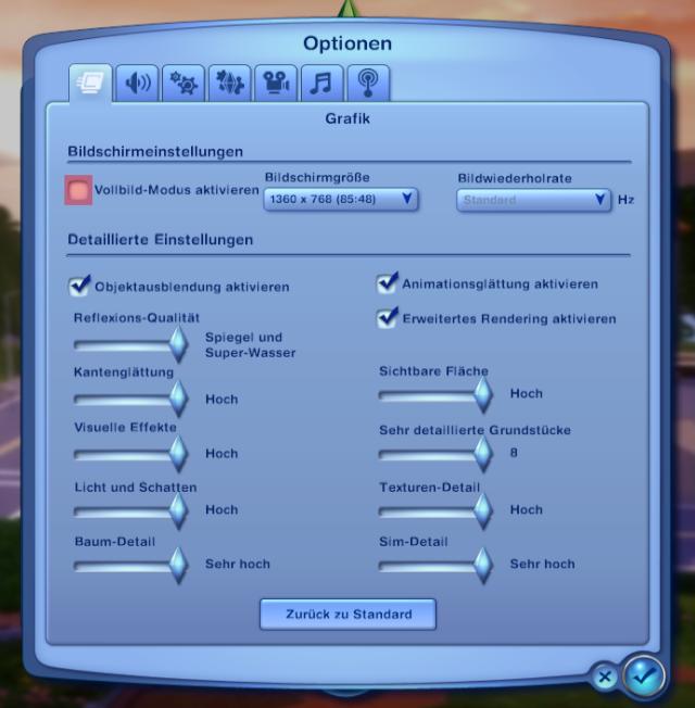 [Débutant] Mettre le jeu en mode fenêtre Mode_f10