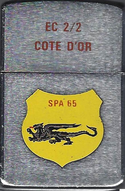 Collec du chef : TDM Légion Armée de l'Air Marine Nationale - Page 3 Spa65e10