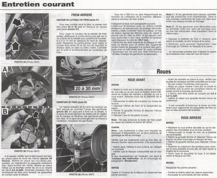 Revue technique GN 125 1987 - 2001 Page1810