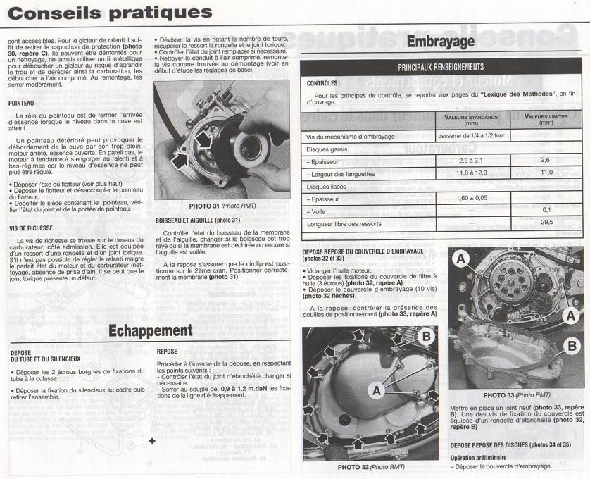 Revue technique GN 125 1987 - 2001 Page2210