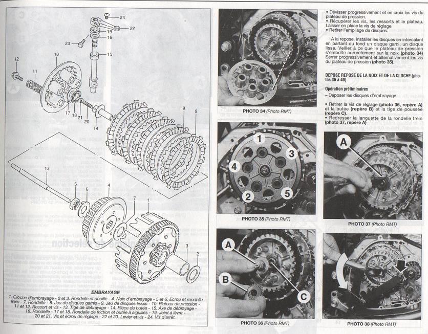 Revue technique GN 125 1987 - 2001 Page2310