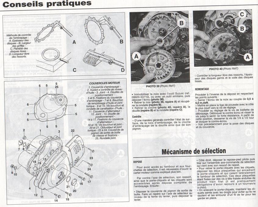 Revue technique GN 125 1987 - 2001 Page2410