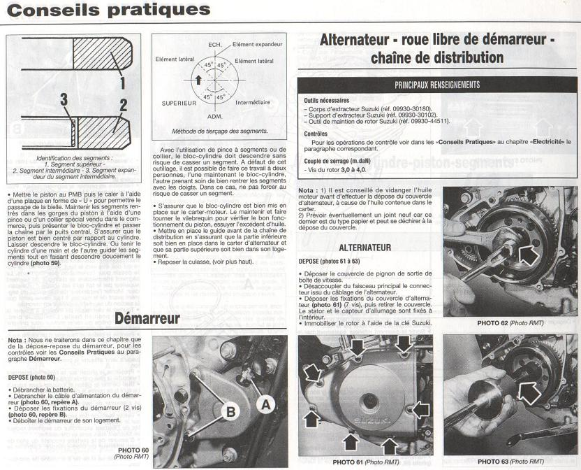 Revue technique GN 125 1987 - 2001 Page3210