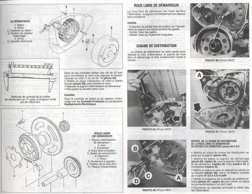 Revue technique GN 125 1987 - 2001 Page3310