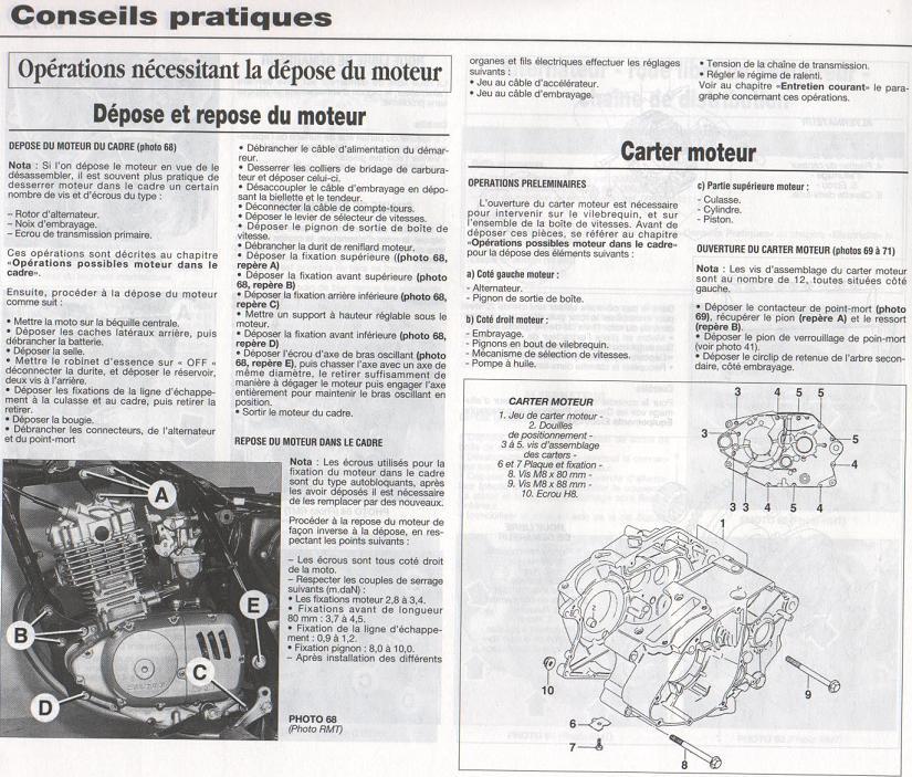 Revue technique GN 125 1987 - 2001 Page3410