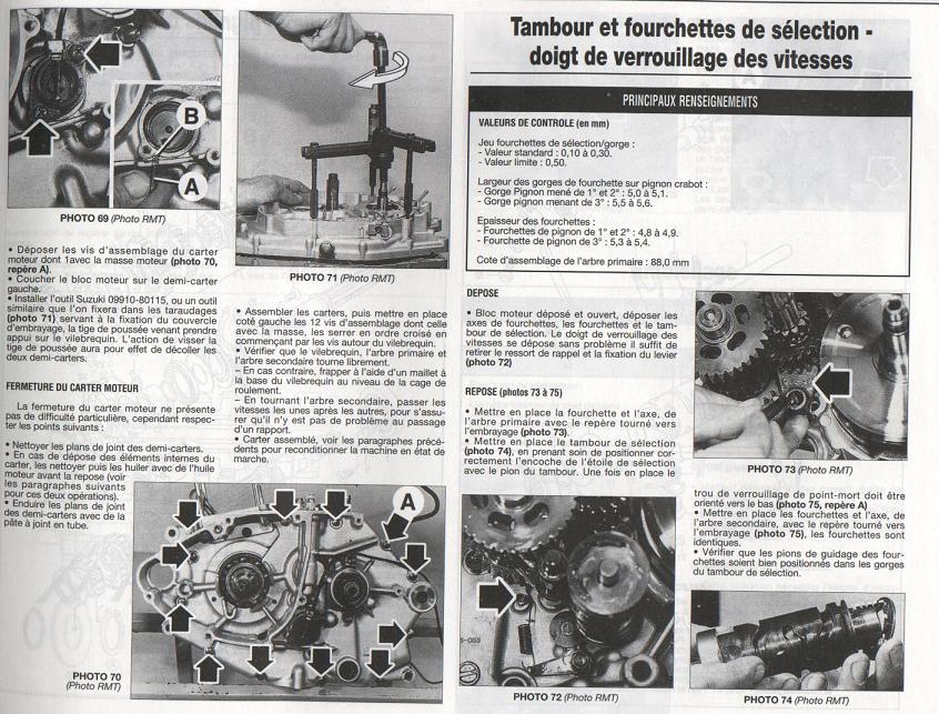 Revue technique GN 125 1987 - 2001 Page3510