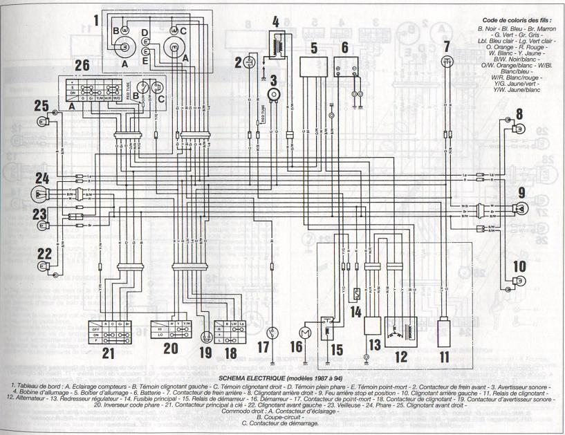 Revue technique GN 125 1987 - 2001 Page4310