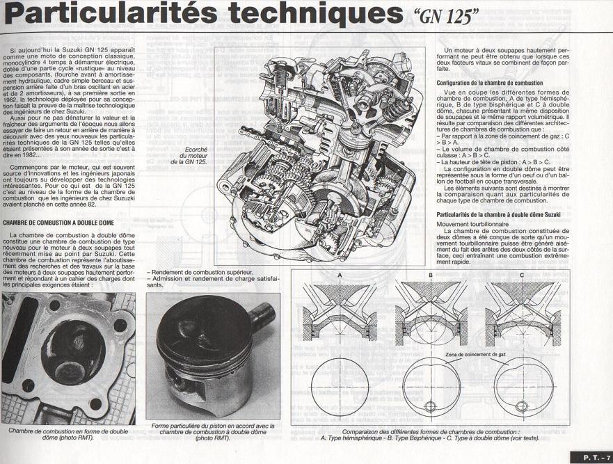 Revue technique GN 125 1987 - 2001 Page710