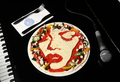 بيتزا على شكل مشاهير 39dc8c10