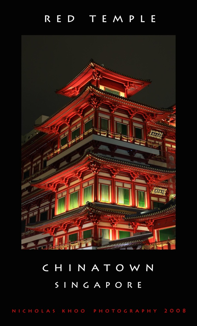 Chinatown City Scapes Red_te10