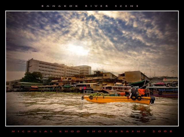 Bangkok...Through the eyes of Nicholas Khoo - Page 2 River_14