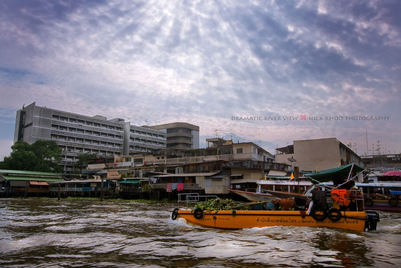 Bangkok...Through the eyes of Nicholas Khoo - Page 2 River_16