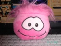 The real pink puffle! My_puf13