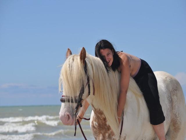 Flann à la mer en Baie de Somme avec son copain Shan (vidéo bas page 1) Dsc_0011