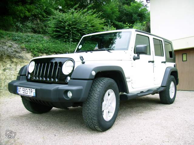 [VENDU] Jeep JK unlimited de 2008 00110810