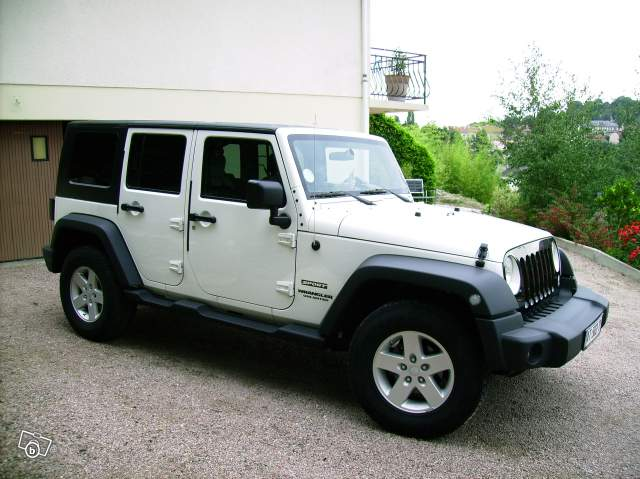 [VENDU] Jeep JK unlimited de 2008 00781510