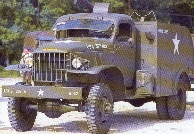 Photos US Army - Page 2 Chevro10