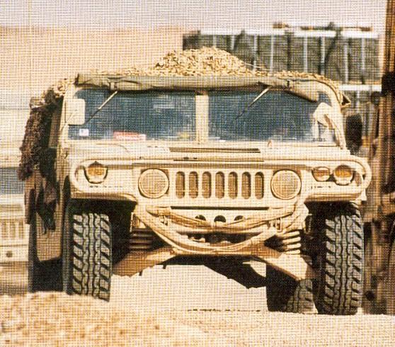 Vous avez vu ou croisé un Hummer ?? venez le renseigner Hummer17