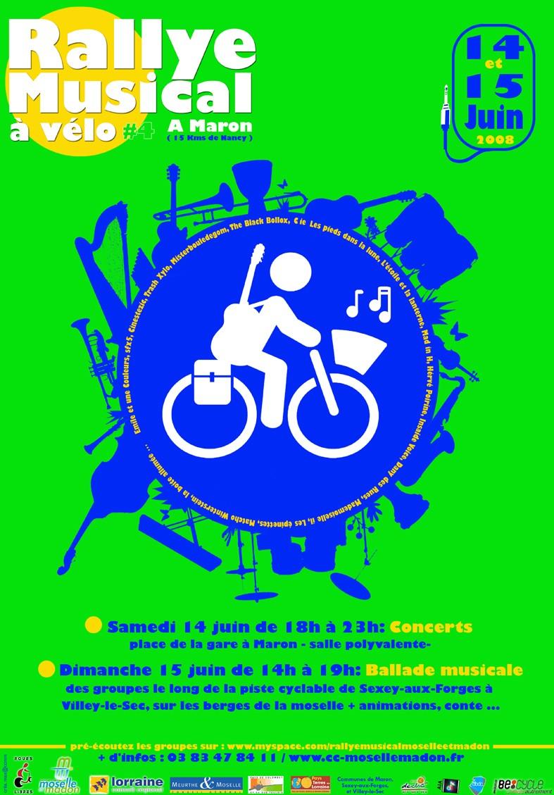 RALLYE MUSICAL 4ème édition Rallye10