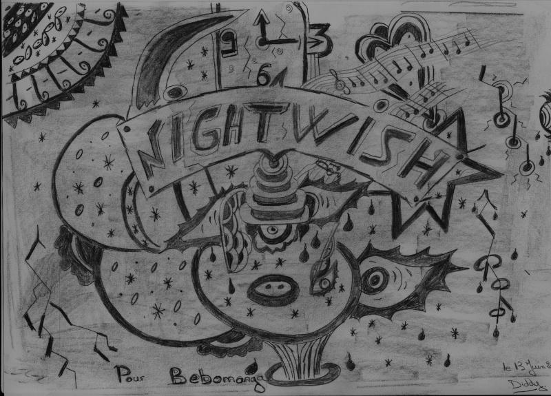 JE DESSINE... - Page 3 Nightw11