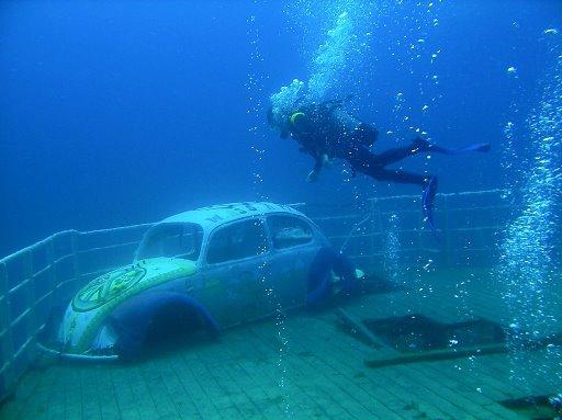 Ou faire de la plongée à malte