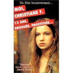 Moi, Christiane F., 13 ans, droguée, prostituée... 514wcx10