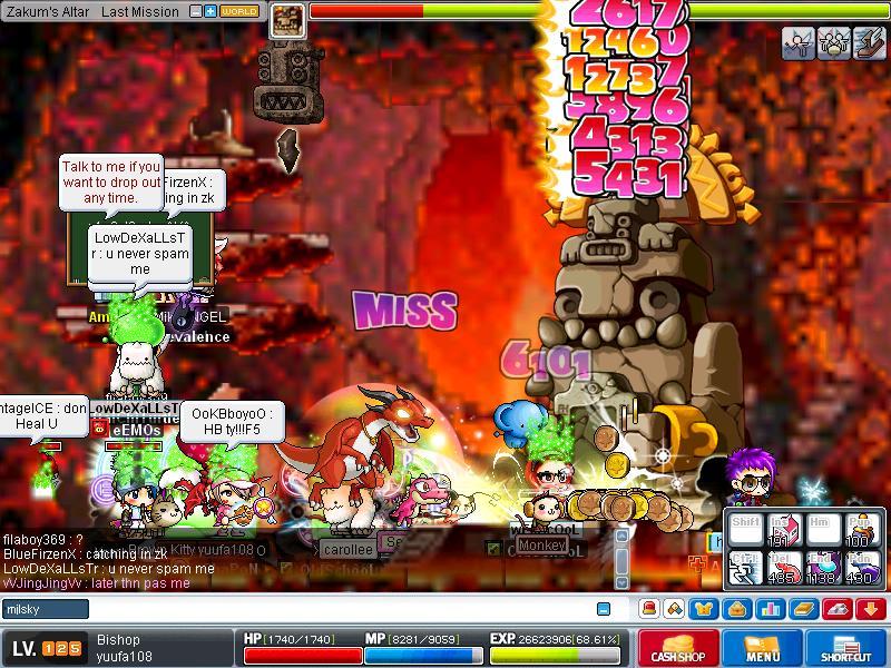 YAY!! Finally HELMED Yuufa!! XDD Maple016