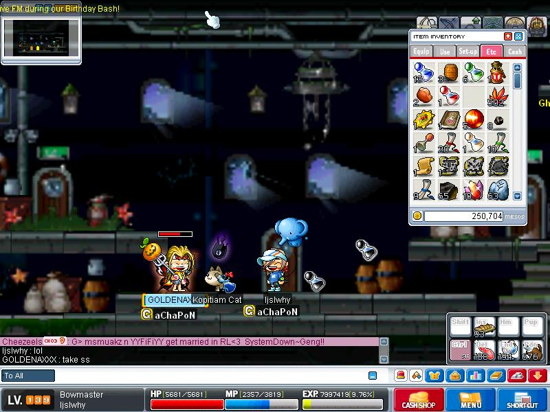 SG Boss RAPED by Prince XDD Maple025