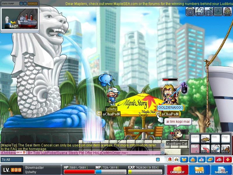 SG Boss RAPED by Prince XDD Maple026