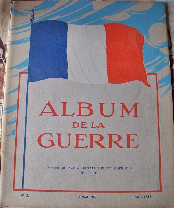 Album de la guerre 112