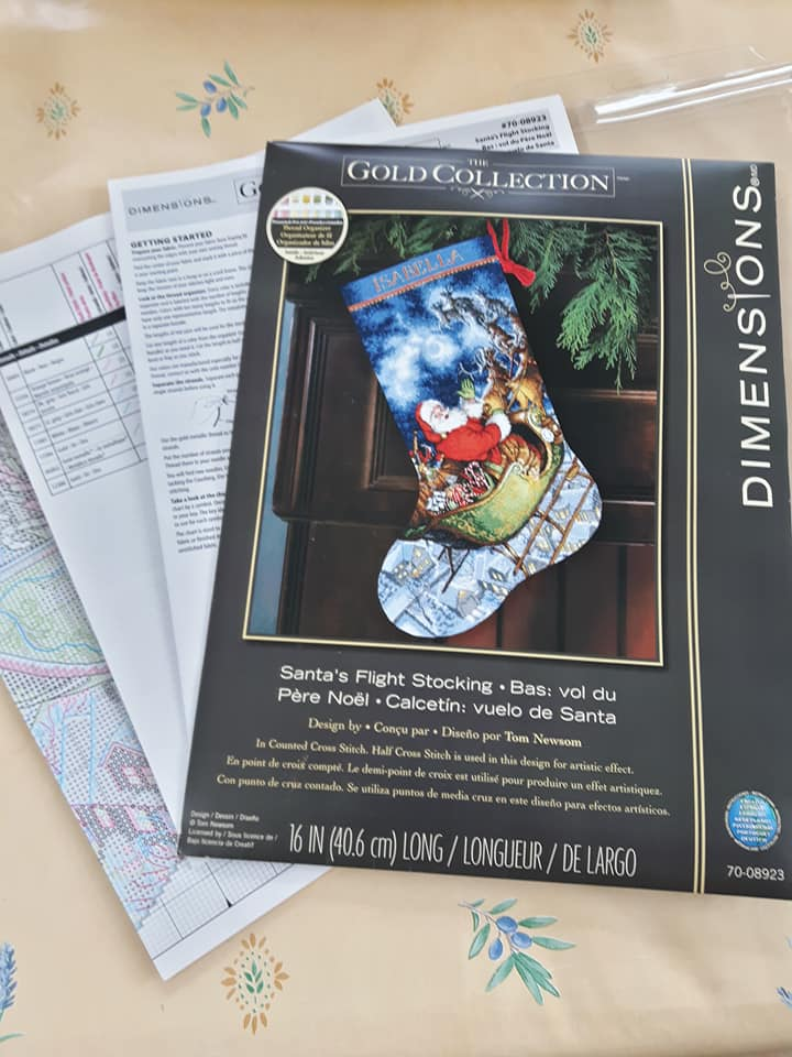 Botte de Noël - Dimensions 58755010