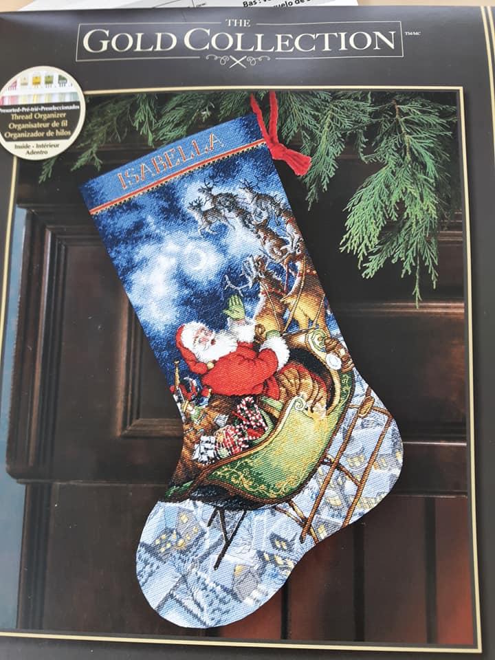 Botte de Noël - Dimensions 59705210