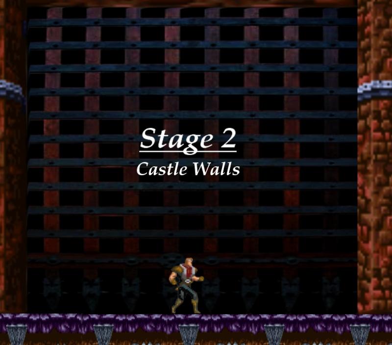 Castlevania - N64 - 1999 - Page 5 Castle50