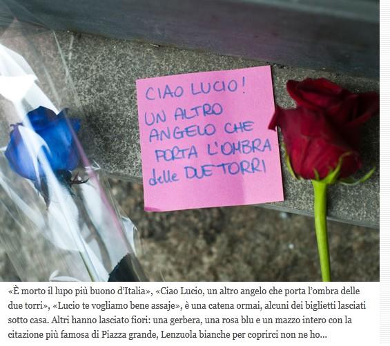 Addio a Lucio Dalla Dalla12