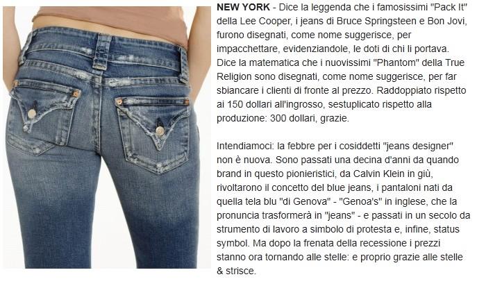 dal mondo........ Jeans10