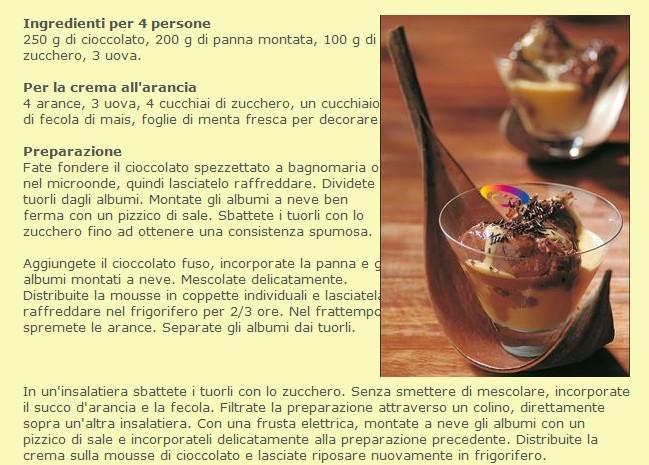 Torte e dolcetti vari Mousse10