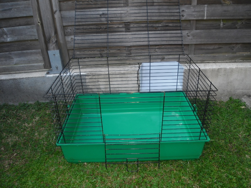 Plusieurs cages à vendre (91 et 92) L66_p410