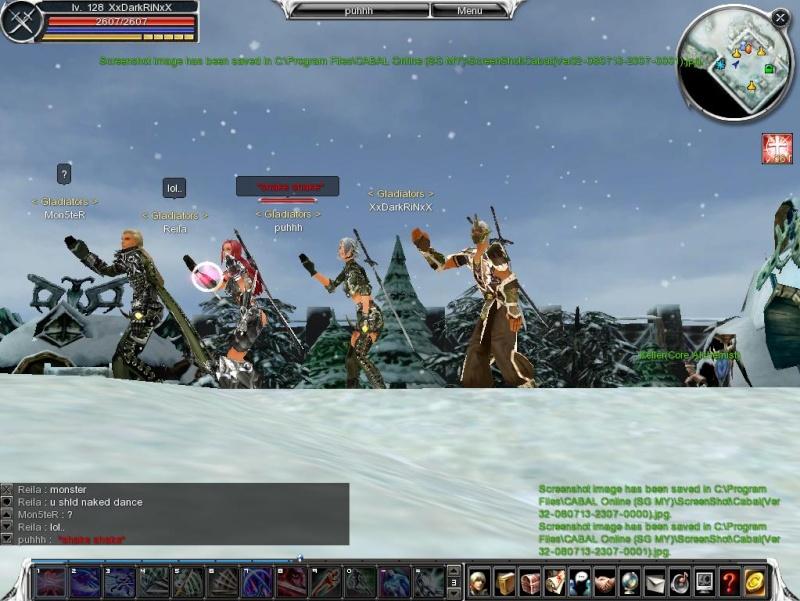 Screenshots! Cabalv27