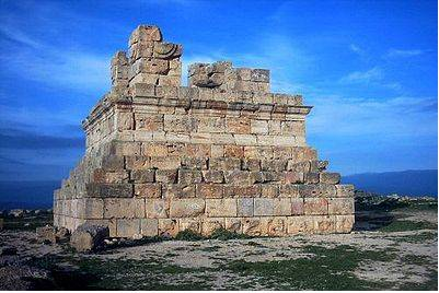 Massinissa,Micipsa  Royaume numide  Khroub10