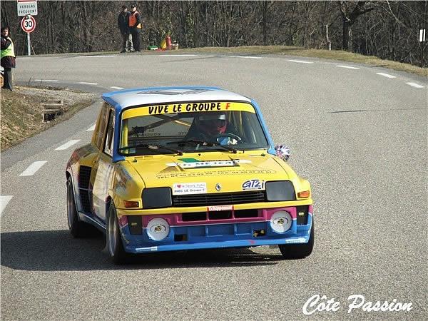 Vyterra en course Pda20010