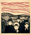 Edvard Munch [peintre/graveur] Angst_10