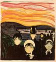 Edvard Munch [peintre/graveur] Anxiet10