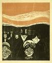 Edvard Munch [peintre/graveur] Anxiet11