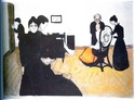 Edvard Munch [peintre/graveur] Chambr10